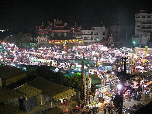 雲林《麥寮鎮南宮夜市》, 來去迺夜市~麥寮最熱鬧的很大的夜市!