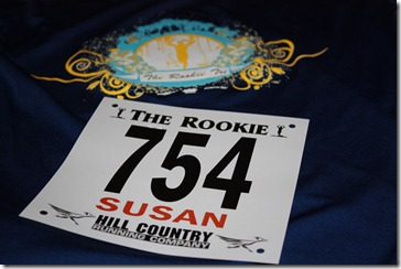 The Rookie Triathlon Packet Pickup 012