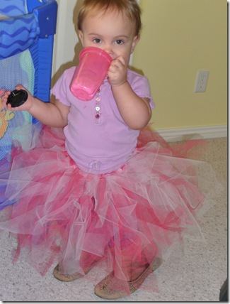 Kylie's tutu and new outfit 011