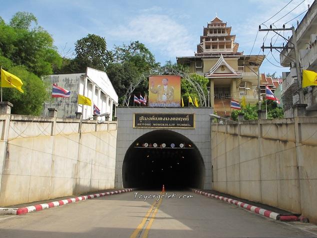 Betong Mongkollit Tunnel