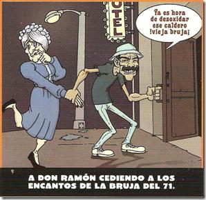 Don Ramon y la Bruja del 71