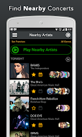 Screenshot of DeliRadio: Play Local Music