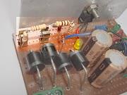 zener series resistors