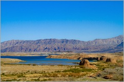 Lake Mead low