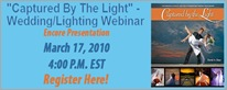 Captured By The Light Webinar Logo Encore