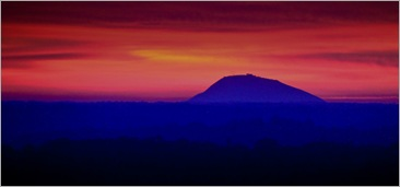 First Light Over Stone Mountain-Stone Mtn IMG_2456-Edit