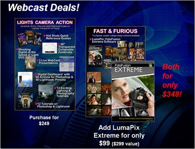 Webcast Deals