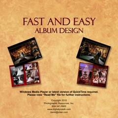 Fast and Easy Album Design