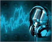 Microphone - headphones - fotolia_2337151
