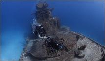Under water 5D Video