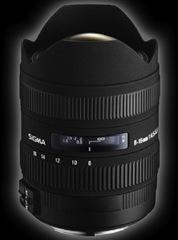 Sigma 8-16mm w-glow