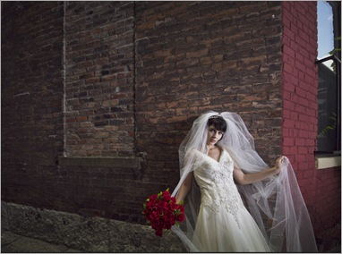 Back Street Bridal
