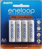 Sanyo eneloop
