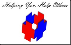 Helping You - Helping Others