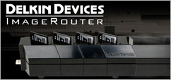 Delkin Image router