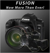 Fusion - Canon 5D MarkIIa w-video