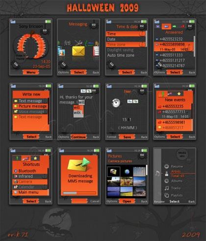 Sony Ericsson Themes Creador - Descargar gratis