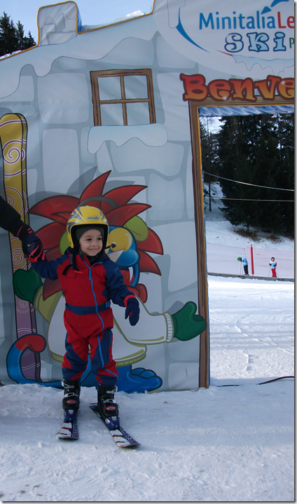 Minitalia Leolandia Skicamp