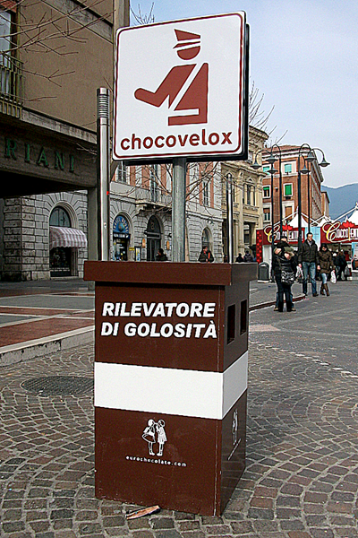 chocovelox a Terni...