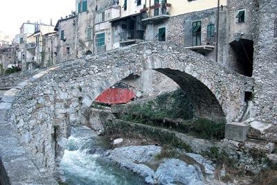 ponte romano a Zucarello
