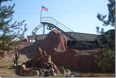 cowboyland e cascate del molina 010