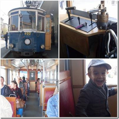 Tram di Opicina a Trieste