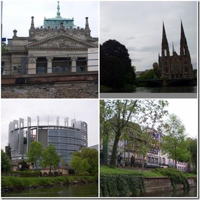 Palazzo di giustizia, consiglio d'Europa e altre meraviglie strasburghesi