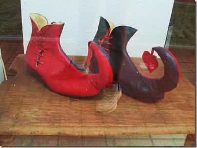 Le scarpe del pifferaio magico