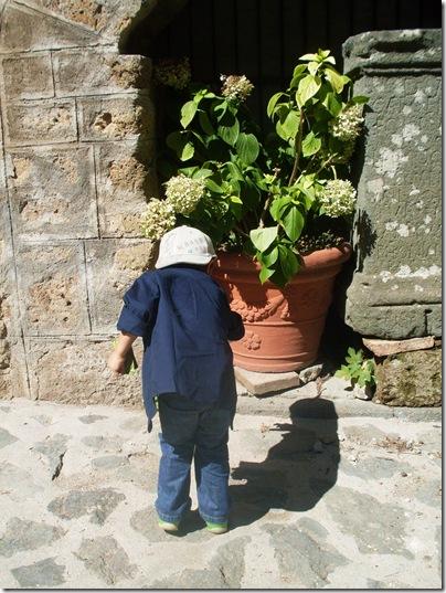 Aj alla scoperta di tesori alla Civita