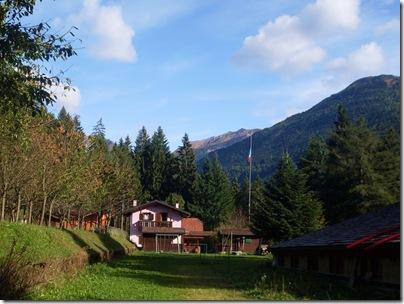La casa dei garibaldi al bosco di Museis