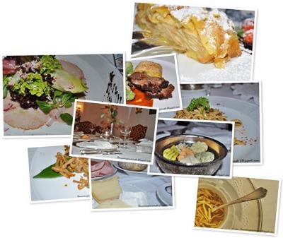 Visualizza Cena e colazione a Castel Rundegg