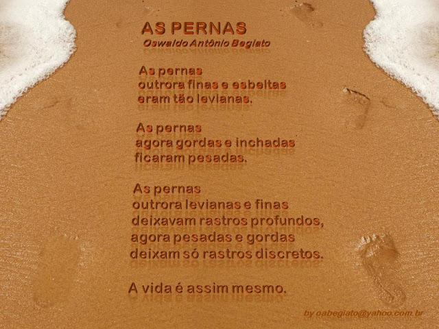 AS PERNAS