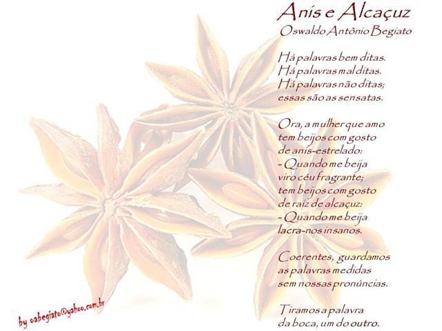 ANIS E ALCA�UZ
