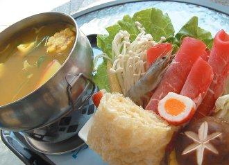 台中公益路美食-漾春天咖哩鍋