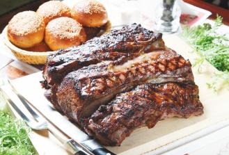 洋蔥餐廳新推出的「紐西蘭電燒肋眼烤牛排」-順觀泰蛋糕分享