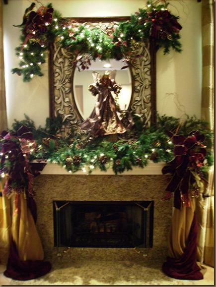 Barr holiday mantel 039