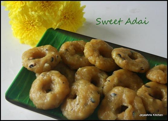 sweet adai