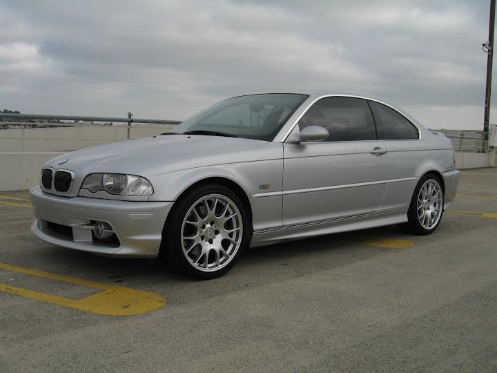 2001 Bmw 330ci Silver 5 Speed Norcal Bay Area E46fanatics