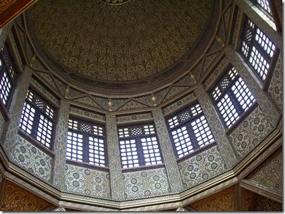01-02-2010 005 Nilometer ceiling