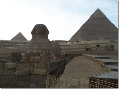 12-29-2009 072 Giza Pyramids & Sphinx