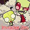 Gif Invader Zim