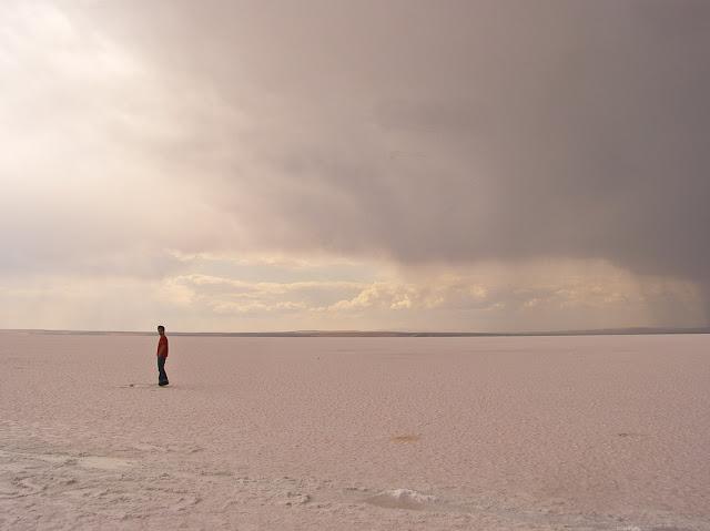 Соленое озеро Туз   турецкое Мёртвое море