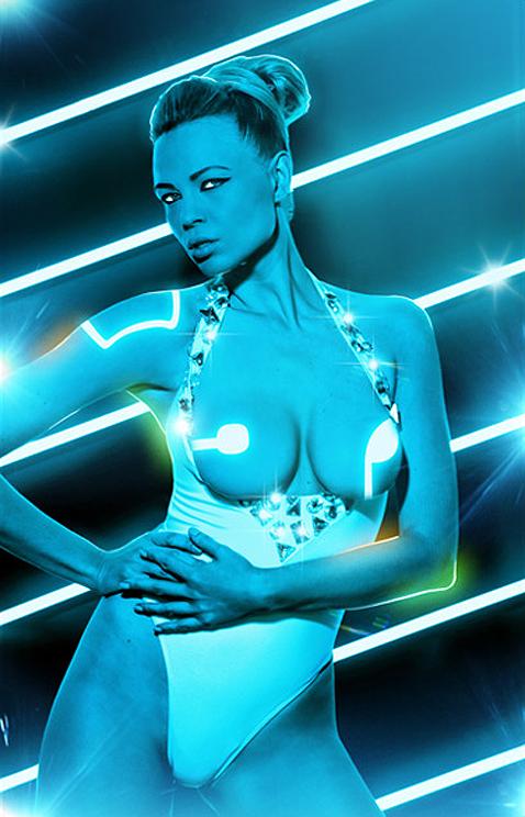 Playboy Tron Fotosesija