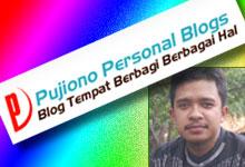 Pujiono Personal Blog