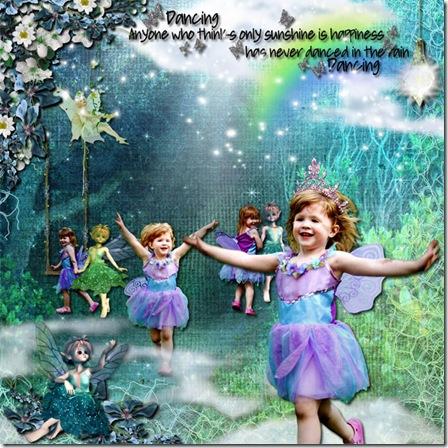 Fairy Princess Rheanna