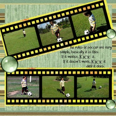 Soccer Fun play from Moonlightpearl