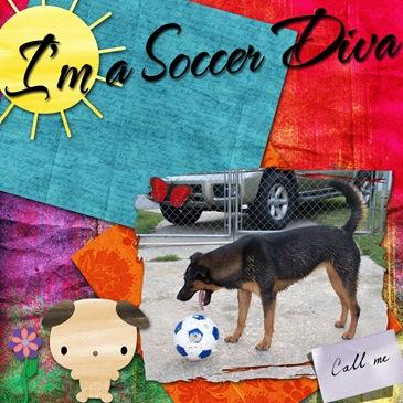 Nancy-Soccer Diva