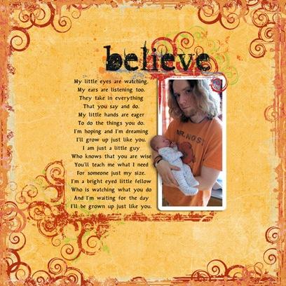 Believe-600
