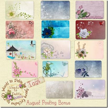 August-Posting-Bonus