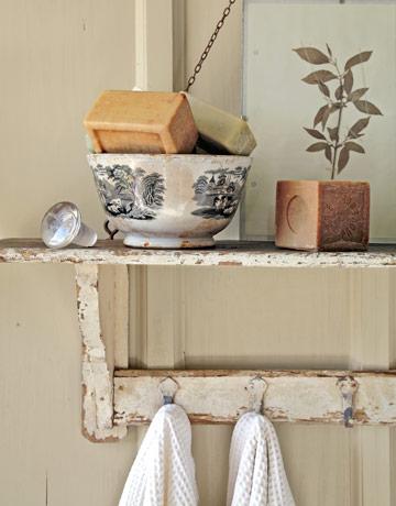 En mi espacio vital muebles recuperados y decoraci n vintage muebles decapados y envejecidos - Muebles decapados ...